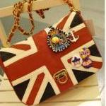 [grdx01077]fashion Flag Ba..