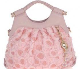 [grlhx120050]Sweet Flower Lace Handbag